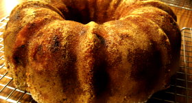 Perfect Peach Pound Cake recipe