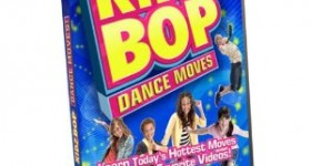 Kidz Bop Dance Moves DVD Video Review
