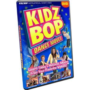 KidzBop Dance Moves DVD