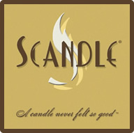 Scandle Candle logo