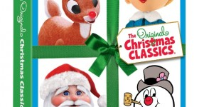 The Original Christmas Classics Boxset is the perfect Holiday Gift