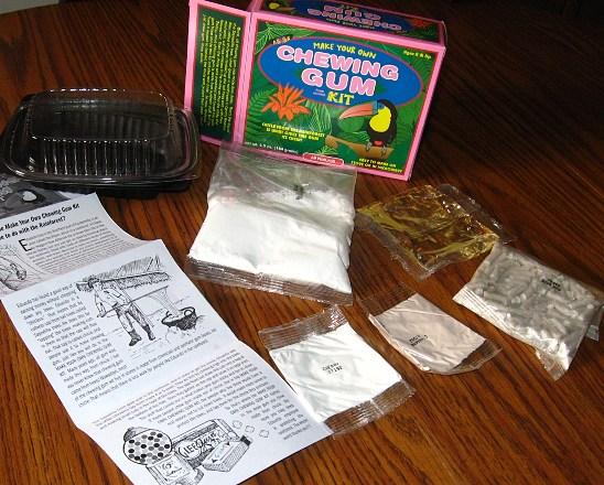 Glee Gum Kit