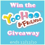 YooHoo And Friends giveaway