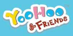 YooHoo And Friends logo