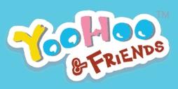 YooHoo And Friends logo