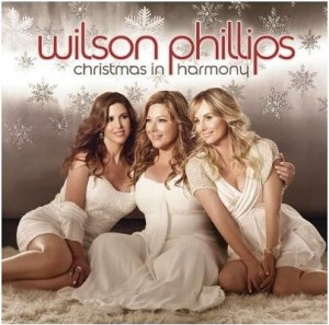 wilson phillips christmas in harmony cover