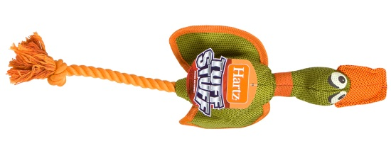 Hartz Nose Divers pet toy - My Dog Ginger's bestest friend forever