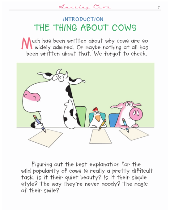 Amazing Cows page7