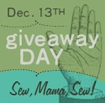 Sew, Mama, Sew! Blog Giveaway Day event is almost here!