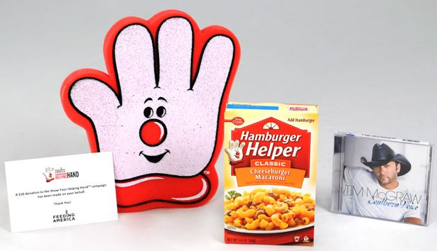 Feeding America Hamburger Helper Gift Pack
