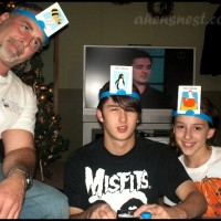 Family Game Night with Headbandz