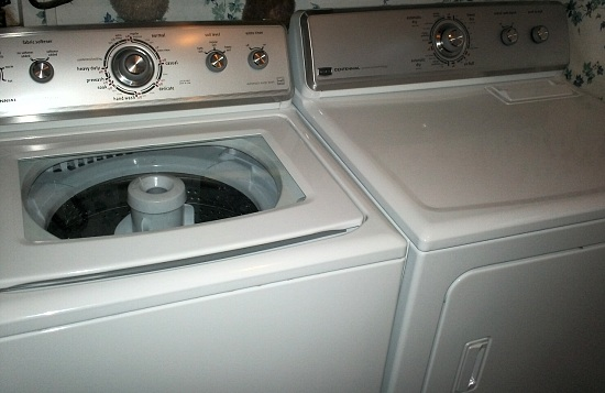 new maytag washer dryer