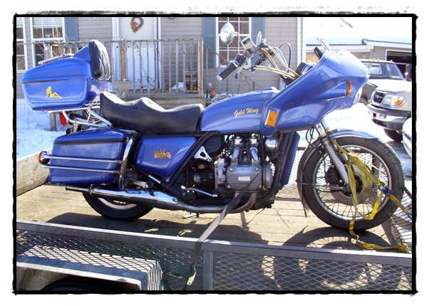 1976 Goldwing