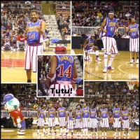 Harlem Globetrotters at Tullio Arena