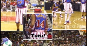 Wordy Wednesday – The Harlem Globetrotters!