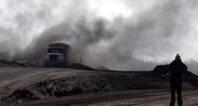 Toxic Coal Ash Dump in Bokoshe Oklahoma