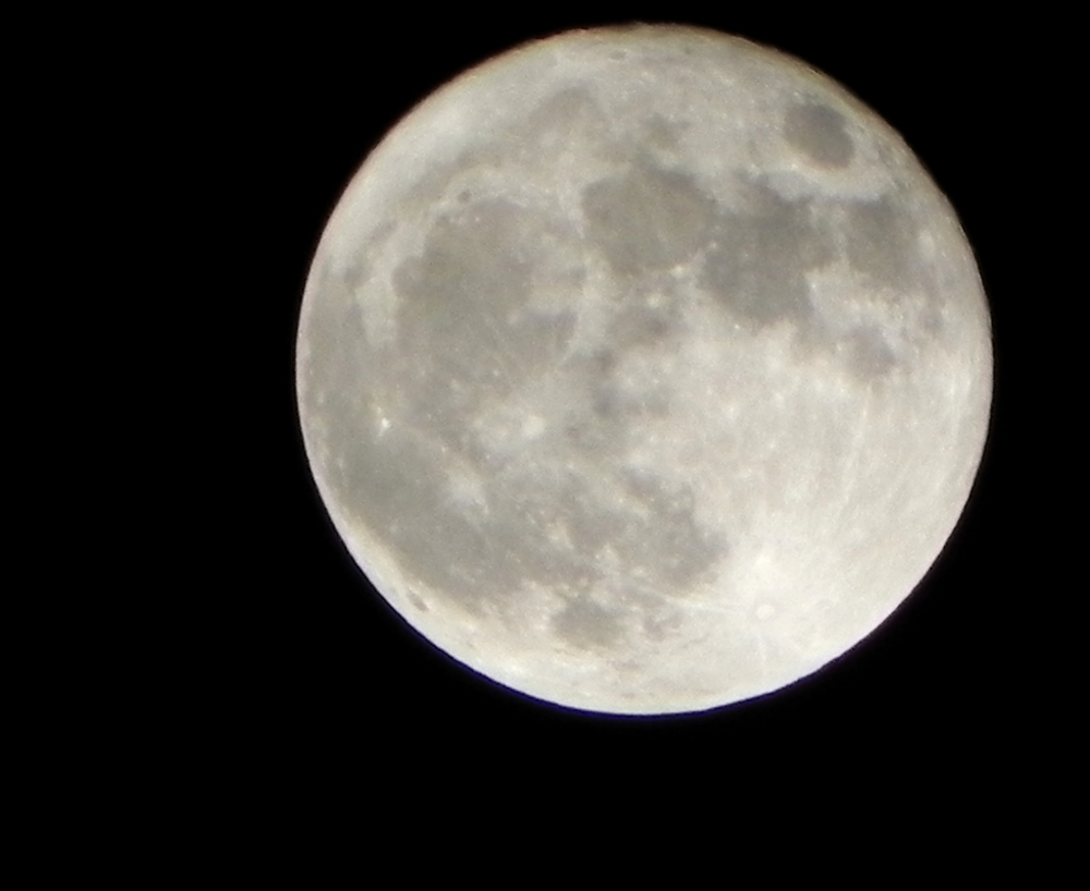 Perigee Moon March 2011