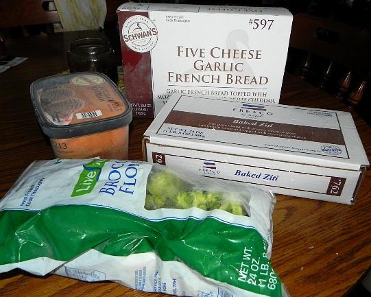Schwan's meal Giveaway