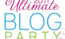 Ultimate Blog Party 2011 plus a #Giveaway!