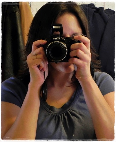 me and my new Nikon