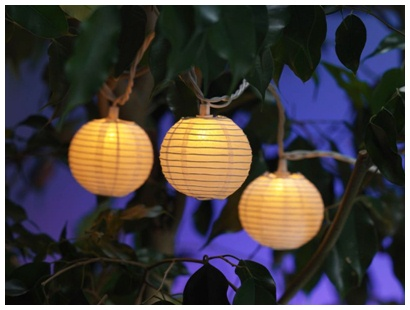Essential Summer Chinese Paper Lights