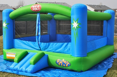 Click here to visit the Big Ol' Bounce House Giveaway at What's That Smell