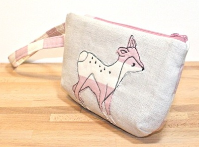 Click here for a chance to win a deer wristlet