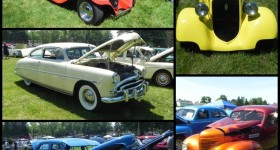 Mopar car show at the park – Wordlesss Wednesday