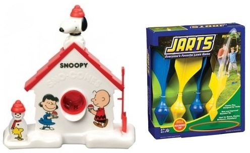 win snoopy snow cone and jarts at wrestlingaddictedmommy.com