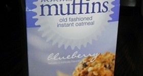 Better Oats mmm…Muffins Blueberry Instant Oatmeal