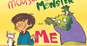 The Mouse, the Monster, and Me and Liking Myself children's book reviews