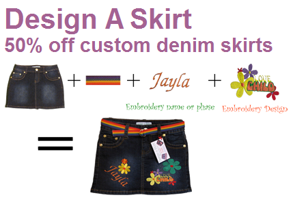 custom skirts deal
