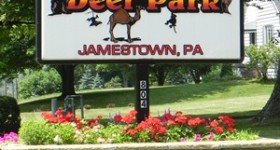 Visit Deer Park at Pymatuning Lake in Jamestown, Pa