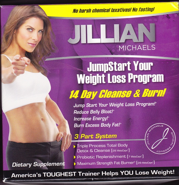 Jillian Michaels Weight Loss Program