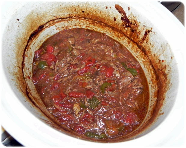 leftover swiss steak