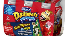 Rally for Recess with Dannon Danimals
