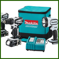 Makita Lithiom-Ion drill set