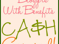 Bloggers With Benefits Cash Carnival! Win a $110 cash prize!