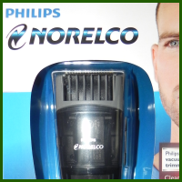 Philips Norelco Vacuum Stubble and Beard Trimmer Pro