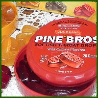 Pine Brothers Softish Throat Drops