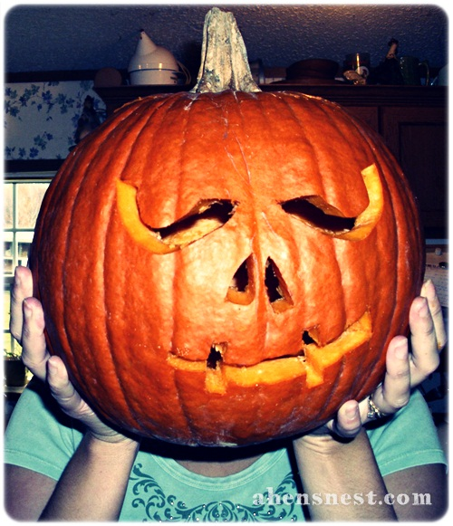 Happy Halloween 2011 - Pumpkinhead