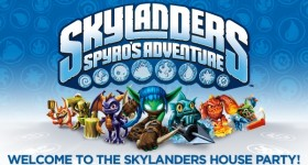 Skylanders Spyro's Adventure video game for the Wii #skylandersparty