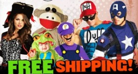 Costume Express and Buy Costume 2011 coupon codes