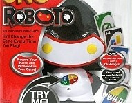 UNO Roboto interactive card Game by Mattel #review