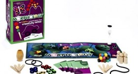 Give them the gift of fun and creativity with the Morphology board game!