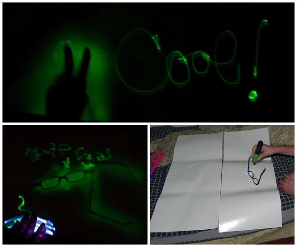 Glow Crazy Distance Doodler