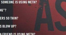 MethProject.org gives facts about drug addiction and helps teens and parents answer tough questions