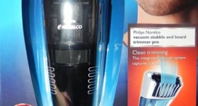 Norelco Philips Vacuum Stubble & Beard Trimmer Pro Review
