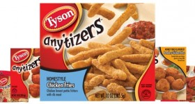 Get the game day party started with Tyson Any'Tizers! #tysonanytizers