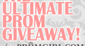 Be the next PromGirl or win the Ultimate Prom Giveaway at PromGirl.com!